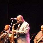the one and only Maceo Parker (what about the band!!!!)