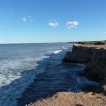 Effe stoppen richting Mar de Plata