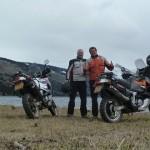 Bij lago Ruca Choroi
